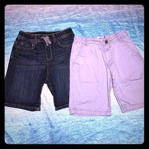TCP & Old Navy Boys Shorts Excellent Condition